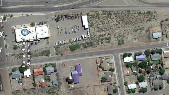 Park Street, Socorro, NM 87801 (MLS #997725) :: Campbell & Campbell Real Estate Services