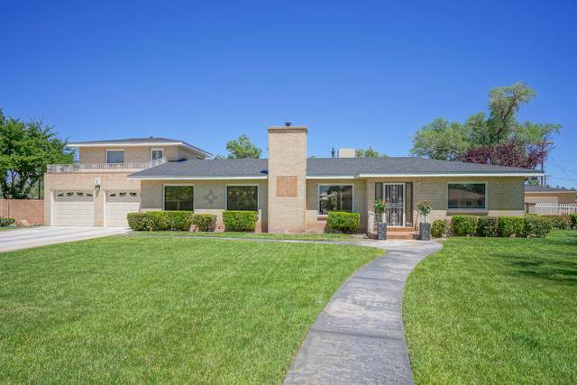 629 Solar Road NW, Albuquerque, NM 87107 (MLS #997727) :: Campbell & Campbell Real Estate Services