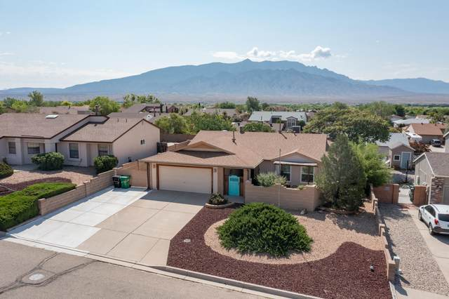 1968 Roanoke Drive NE, Rio Rancho, NM 87144 (MLS #997743) :: Campbell & Campbell Real Estate Services