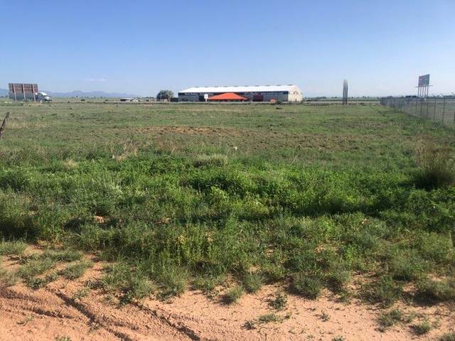 Nm 333 Old Highway 66, Moriarty, NM 87035 (MLS #997744) :: Campbell & Campbell Real Estate Services
