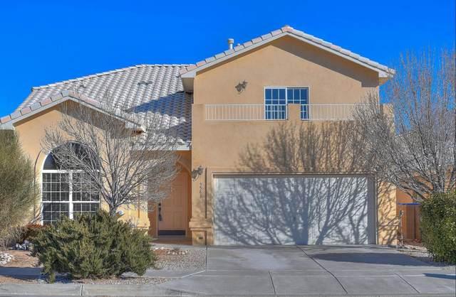 5583 Rabadi Castle Avenue NW, Albuquerque, NM 87114 (MLS #997749) :: Campbell & Campbell Real Estate Services