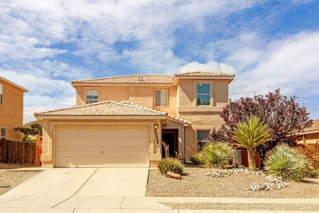 5339 Feather Rock Place NW, Albuquerque, NM 87114 (MLS #997750) :: Sandi Pressley Team
