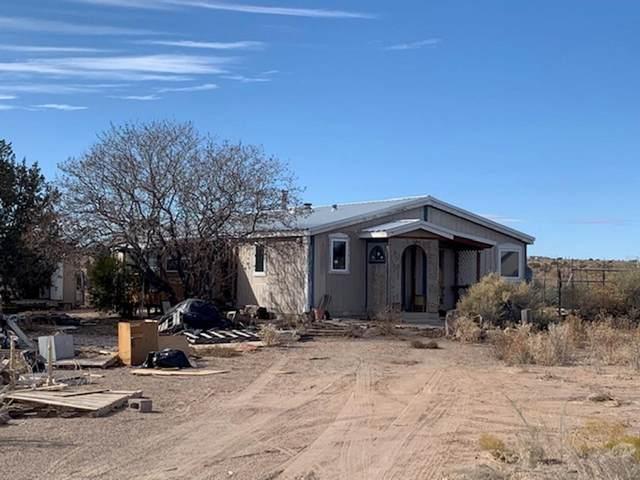 1105 10th Street NW, Rio Rancho, NM 87144 (MLS #997754) :: Sandi Pressley Team