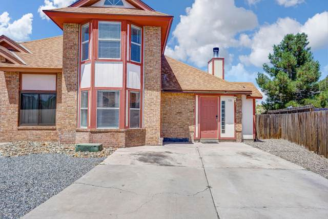 5301 Gold Rush Drive NW, Albuquerque, NM 87120 (MLS #997755) :: Campbell & Campbell Real Estate Services