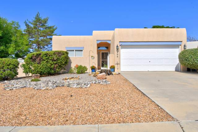 8509 Estates Drive NE, Albuquerque, NM 87122 (MLS #997761) :: Campbell & Campbell Real Estate Services