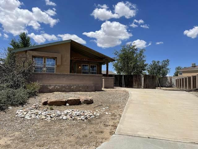 8123 Gem Pointe Road SW, Albuquerque, NM 87121 (MLS #997764) :: HergGroup Albuquerque