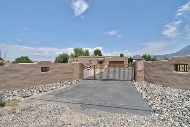 11413 Coronado Avenue NE, Albuquerque, NM 87122 (MLS #997769) :: Campbell & Campbell Real Estate Services