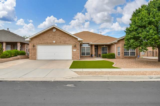4515 Martinsburg Road NW, Albuquerque, NM 87120 (MLS #997773) :: Campbell & Campbell Real Estate Services