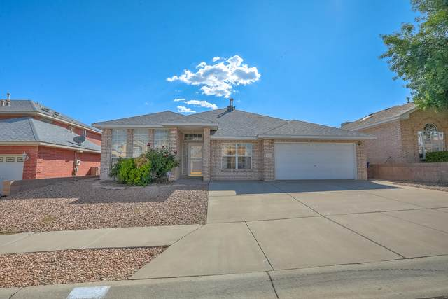 8427 Rio Verde Place NW, Albuquerque, NM 87120 (MLS #997786) :: Campbell & Campbell Real Estate Services