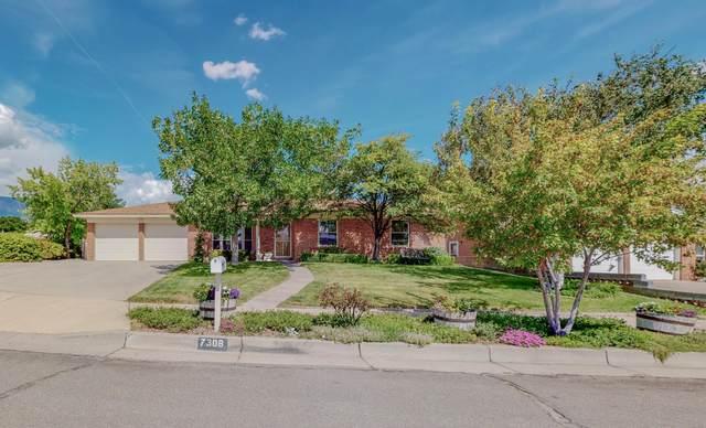 7308 Appomattox Place NE, Albuquerque, NM 87109 (MLS #997791) :: Campbell & Campbell Real Estate Services