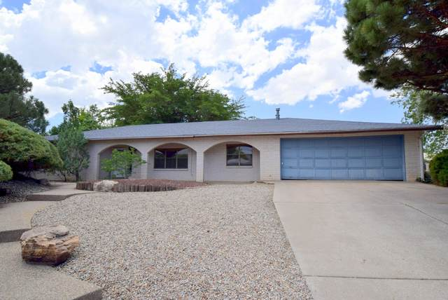 12412 Prospect Avenue NE, Albuquerque, NM 87112 (MLS #997794) :: Campbell & Campbell Real Estate Services