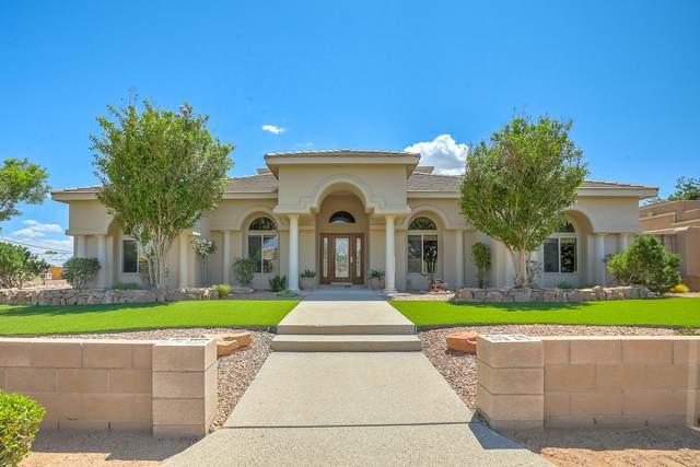 4508 Benton Avenue NW, Albuquerque, NM 87114 (MLS #997797) :: Campbell & Campbell Real Estate Services