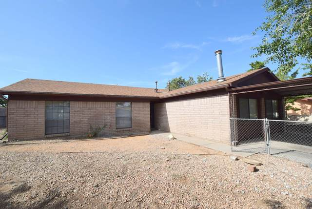 13000 Roma Avenue NE, Albuquerque, NM 87123 (MLS #997798) :: Campbell & Campbell Real Estate Services