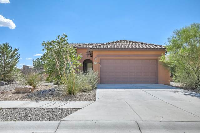 9601 Iron Rock Drive NW, Albuquerque, NM 87114 (MLS #997800) :: Campbell & Campbell Real Estate Services