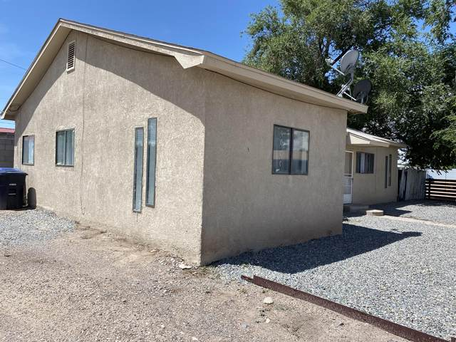 204 Abajo Road SE, Albuquerque, NM 87102 (MLS #997801) :: Campbell & Campbell Real Estate Services