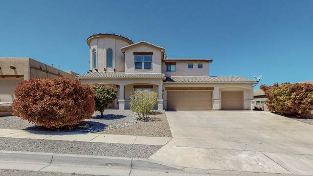 1519 White Pine Drive NE, Rio Rancho, NM 87144 (MLS #997807) :: Berkshire Hathaway HomeServices Santa Fe Real Estate