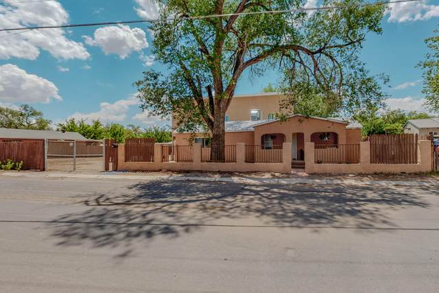 503 Riverside Drive SW, Albuquerque, NM 87105 (MLS #997809) :: Campbell & Campbell Real Estate Services