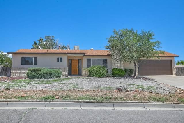 806 Cerro De Ortega Drive SE, Rio Rancho, NM 87124 (MLS #997811) :: Campbell & Campbell Real Estate Services