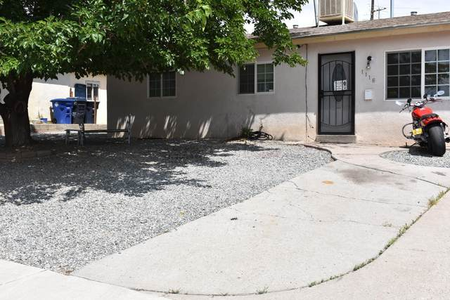 1116 Grace Street NE, Albuquerque, NM 87112 (MLS #997832) :: Campbell & Campbell Real Estate Services