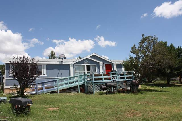 7 Hummingbird Lane, Edgewood, NM 87015 (MLS #997850) :: Campbell & Campbell Real Estate Services