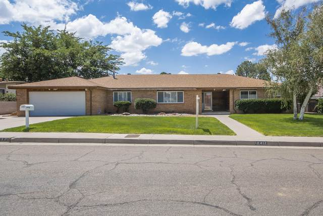 12412 Casa Grande Avenue NE, Albuquerque, NM 87112 (MLS #997864) :: Campbell & Campbell Real Estate Services
