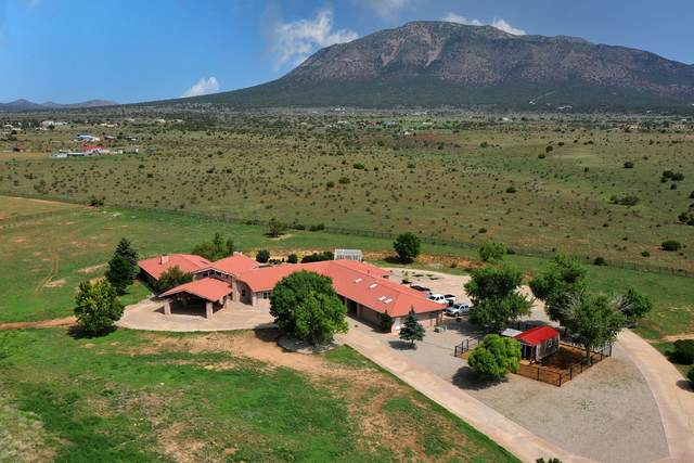 247 E Frost Road, Edgewood, NM 87015 (MLS #997871) :: Campbell & Campbell Real Estate Services