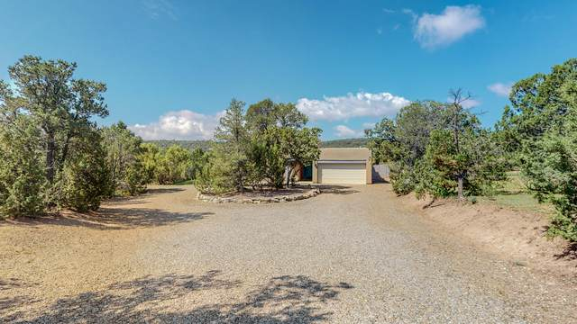 5 Morgan Court, Edgewood, NM 87015 (MLS #997902) :: Campbell & Campbell Real Estate Services