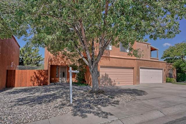 821 Hope Place NE, Albuquerque, NM 87123 (MLS #997912) :: Campbell & Campbell Real Estate Services