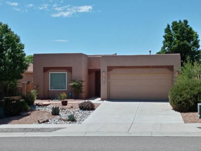 6112 Loro Avenue NW, Albuquerque, NM 87114 (MLS #997914) :: The Buchman Group