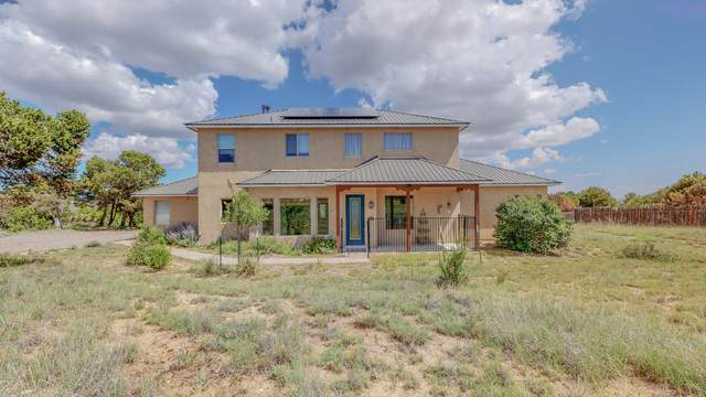 10 Corte Cottontail, Edgewood, NM 87015 (MLS #997944) :: Campbell & Campbell Real Estate Services