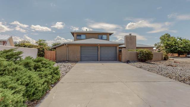 1732 Luthy Drive NE, Albuquerque, NM 87112 (MLS #997946) :: Campbell & Campbell Real Estate Services