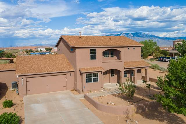 2900 47TH Street NE, Rio Rancho, NM 87144 (MLS #997949) :: Campbell & Campbell Real Estate Services