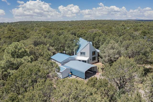 7 Alley Road, Tijeras, NM 87059 (MLS #997973) :: Campbell & Campbell Real Estate Services