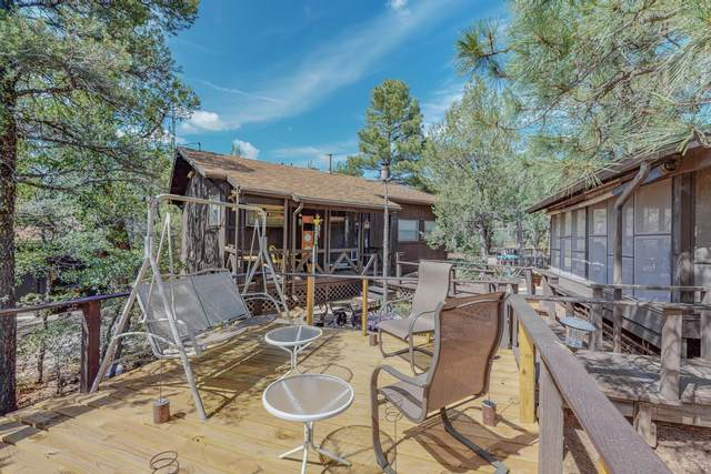 34 Ben Road, Edgewood, NM 87015 (MLS #998018) :: Campbell & Campbell Real Estate Services