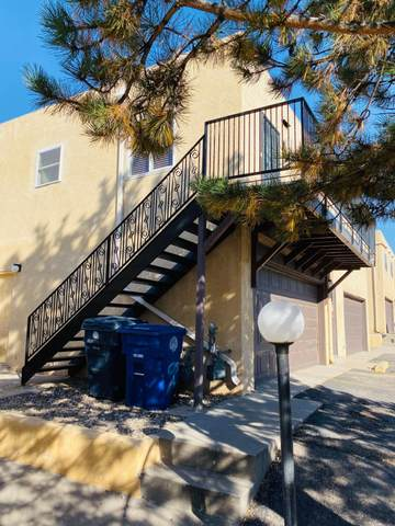 12005 Stilwell Drive NE A, Albuquerque, NM 87112 (MLS #998028) :: Campbell & Campbell Real Estate Services