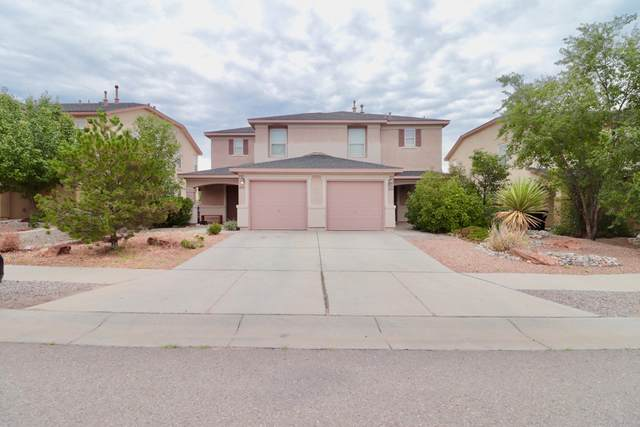 3046 Morrissey Street SW, Albuquerque, NM 87121 (MLS #998038) :: Campbell & Campbell Real Estate Services