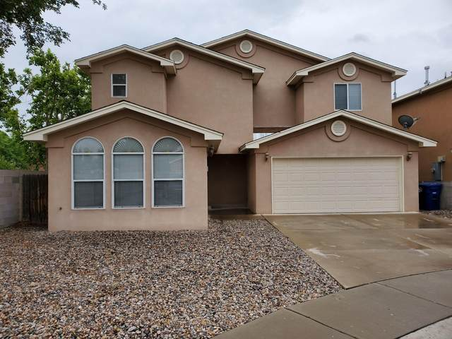 5124 Torpedo Place NW, Albuquerque, NM 87120 (MLS #998124) :: Campbell & Campbell Real Estate Services