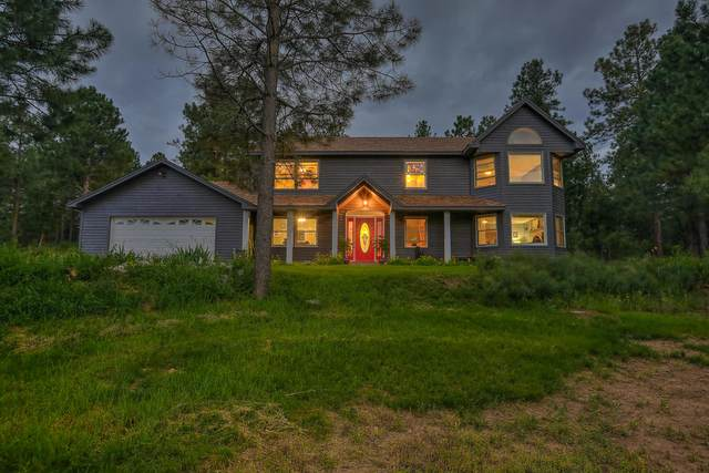 33 Anaya Road, Tijeras, NM 87059 (MLS #998156) :: Campbell & Campbell Real Estate Services