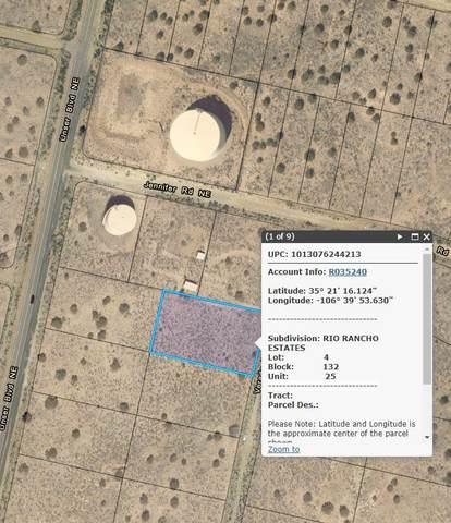 5711 Verado Road NE, Rio Rancho, NM 87144 (MLS #998175) :: Campbell & Campbell Real Estate Services