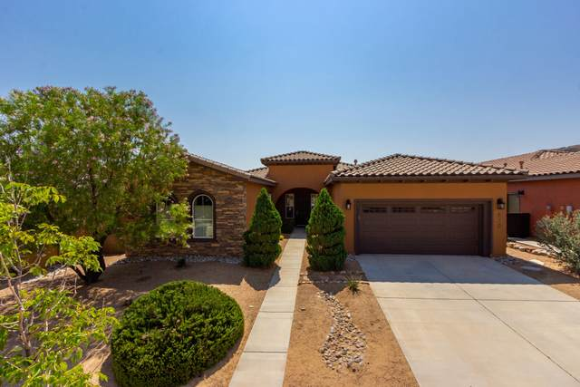 660 Promenade Trail SW, Los Lunas, NM 87031 (MLS #998187) :: Campbell & Campbell Real Estate Services