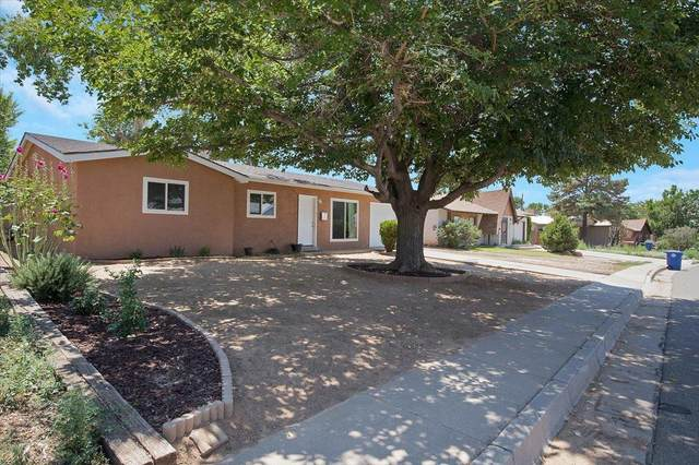 1044 Betts Street NE, Albuquerque, NM 87112 (MLS #998200) :: Campbell & Campbell Real Estate Services