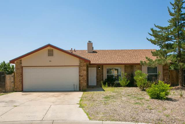 24 Marigold Boulevard, Los Lunas, NM 87031 (MLS #998224) :: Campbell & Campbell Real Estate Services