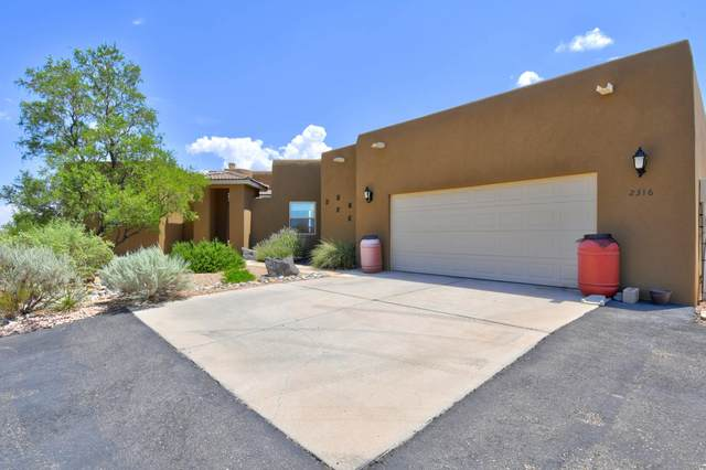 2316 Gemini Road NE, Rio Rancho, NM 87124 (MLS #998227) :: Campbell & Campbell Real Estate Services