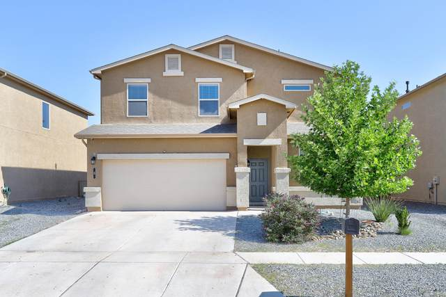 5 Parador Court, Los Lunas, NM 87031 (MLS #998228) :: Campbell & Campbell Real Estate Services