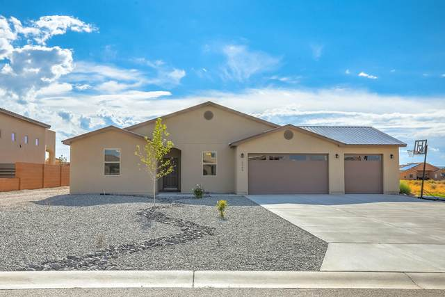 3309 Palmyra Court NE, Rio Rancho, NM 87144 (MLS #998229) :: Campbell & Campbell Real Estate Services