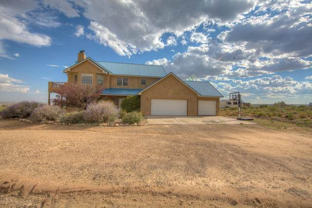 505 Huron Road SE, Rio Rancho, NM 87124 (MLS #998235) :: Campbell & Campbell Real Estate Services