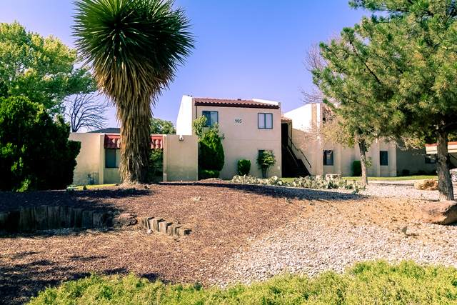 905 Country Club Drive SE A, Rio Rancho, NM 87124 (MLS #998239) :: Campbell & Campbell Real Estate Services