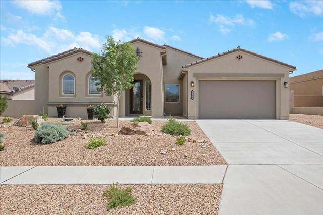 1816 Blanca Peak Trail NE, Rio Rancho, NM 87144 (MLS #998248) :: Campbell & Campbell Real Estate Services