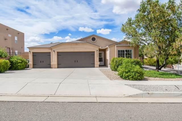 1503 Sierra Norte Loop NE, Rio Rancho, NM 87144 (MLS #998250) :: Campbell & Campbell Real Estate Services