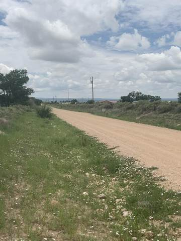 Calle Del Sol, Moriarty, NM 87035 (MLS #998253) :: Campbell & Campbell Real Estate Services